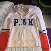 Victoria secret pink zip up Alexandria, 22303