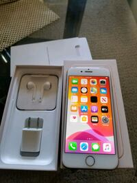 iPhone 8 unlock 64gb like new with box and accessories