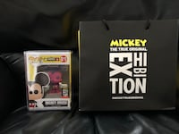 Two Mickey funko pop NYC exclusives  New York, 10007