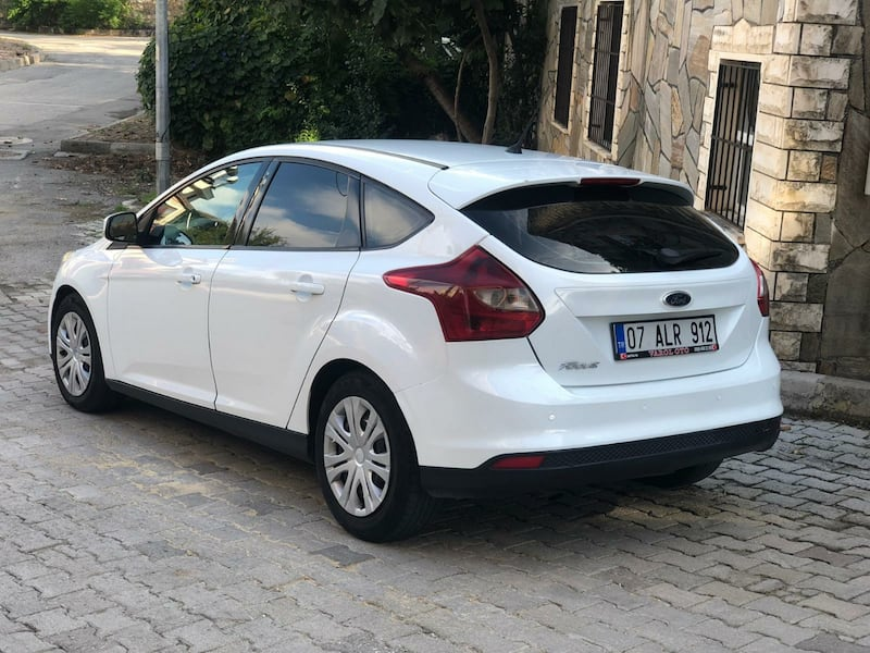 2012 Ford Focus 1.6 TDCI 95PS COMFORT 1