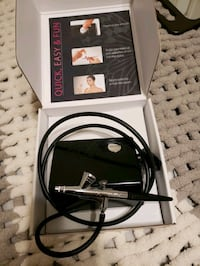 Airbrush makeu6 great condition  Hagerstown, 21742