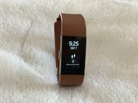 Fitbit charge HR with original leather band  Mc Lean, 22102