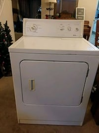 white front-load clothes dryer Tucson, 85757