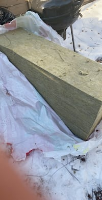 Door, rock wool insulation, fire rated 5/8 drywall  Toronto, M4X 1L3