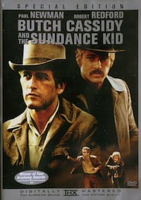 BUTCH CASSIDY AND THE SUNDANCE KID (WIDESCREEN SPECIAL EDITION) Dvd Bethesda, MD, USA