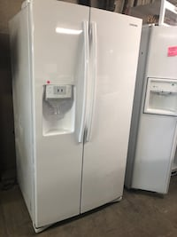 Samsung side by side Refrigerator Parts And Labor Guarantee  Oklahoma City, 73119