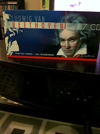Beethoven's complete works on 87 cds Brampton, L6S 2R9