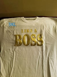 white and yellow crew-neck shirt Knoxville, 37919