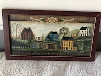 Primitive country picture frame Halethorpe, 21227
