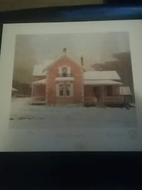 Pink farmhouse by AJ Casson Mississauga, L5A 3R1