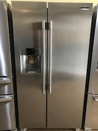 Frigidaire Professional Side by Side Stainless Steel Phoenix, 85041