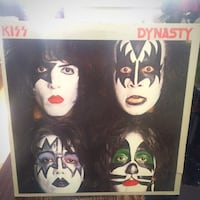 Kiss Dynasty 1979 pressed record  Toronto, M6C 2H5