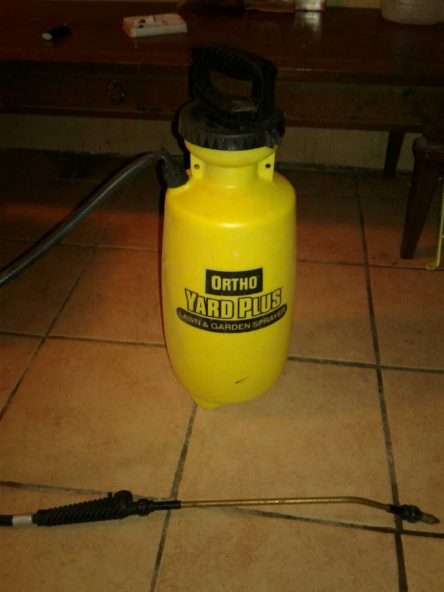 Chapin Wet Dry Hose End Sprayer 6005