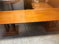 Mid century coffee and end table Alexandria, 22315