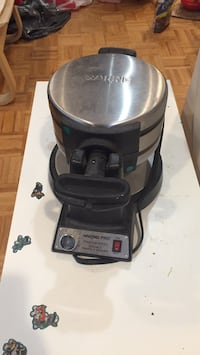 Waring Pro Double Waffle Maker Vancouver, V5R 3E4