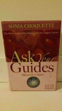 Ask your guides Oracle cards  Calgary, T2A 0J8
