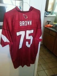 red and white Nike NFL jersey Las Vegas, 89110