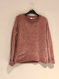 Gap - Dusty Rose Chenille Sweater Laval