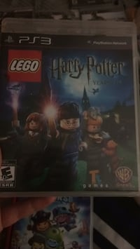 Harry Potter ps3 game brand new Barrie, L4M 6G1