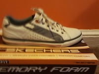 SKETCHES RELAXED FIT MEMORY FOAM MEN'S US SIZE 8.5 Hyattsville