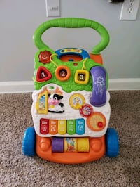 VTech Sit-to-Stand Learning Walker Play pad Leesburg, 20175