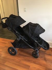 City Select Double Stroller Limited Edition