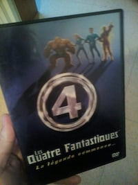 Marvel Fantastic Four DVD cas Bouffere, 85600