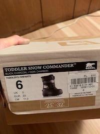 Sorel winter boots Vancouver, V5W 1T1