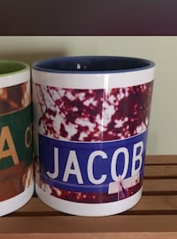 Personalized mugs BRAND NEW Vaughan