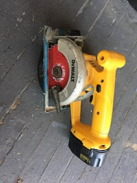 yellow and black Ryobi circular saw Winchester, 22601