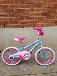 toddler's blue and pink bicycle Richmond Hill, L4B 1W9