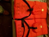 Youth Safety Vests 50-90 lbs. Saint Ann