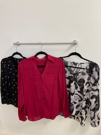 3 blouses from Guess, Ann Taylor and Expresse  Las Vegas, 89149
