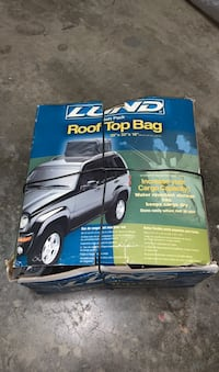 """39""""X32""""X18"""" rooftop storage bag for van/suv Coppell, 75019"""
