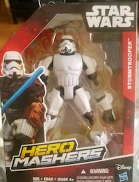 starwars STORM-TROOPER action figure toys Calgary, T3B