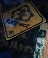rape place sign from greenroom Jamestown, 14701