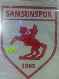 Samsunspor logo sticker