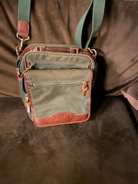 Orvis battenkill shoulder bag