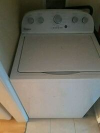 white top-load clothes washer North Richland Hills, 76180
