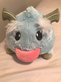 Riot Games League of Legends Cottontail Poro Plush Stuffed Animal Rare Toronto, M2N 2H6
