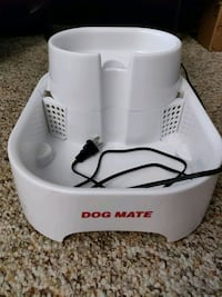 Dog Mate Pet Water Fountain