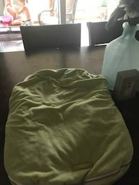 JJ Cole Lime Green Bundleme for Infant Car Seats. Used only 1 season. Great Condition. Comes from a clean, nonsmoking, pet free home. Leominster, 01453
