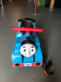 Thomas the Train ride on toy by Fisher Price Power Wheels