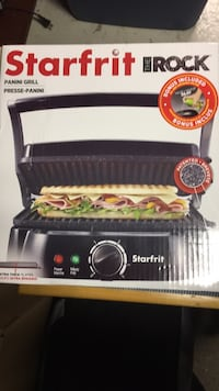 Panini grill Barrie, L4N 1Y4