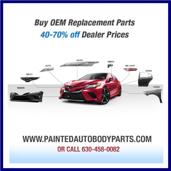 Parts For Cars >> Niles Icinde Ikinci El Satilik Painted Auto Parts For Cars And