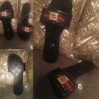 Gucci slippers for sales summertime fly Toronto, M3L 1S2