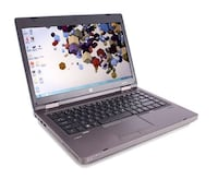 "Excellent 14.4"" HP Probook Laptop, Windows 10 Pro, 320GB HD, 4GB RAM, Webcam, SD/CD/DVD, Office Grand Island"