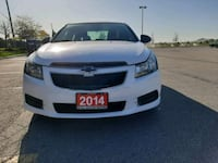 2014 Chevrolet Cruze/AUTOMATIC/Low km/CERTIFIED. Mississauga