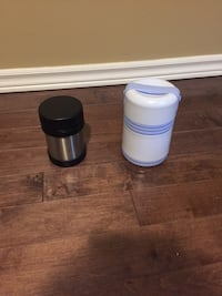 Two thermal (insulated) lunch box container Mississauga, L5C 3V5