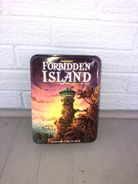 Forbidden Island Game Chevy Chase, 20815